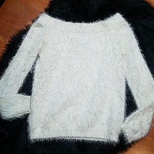 ASOS Off Shoulder Sweater Top